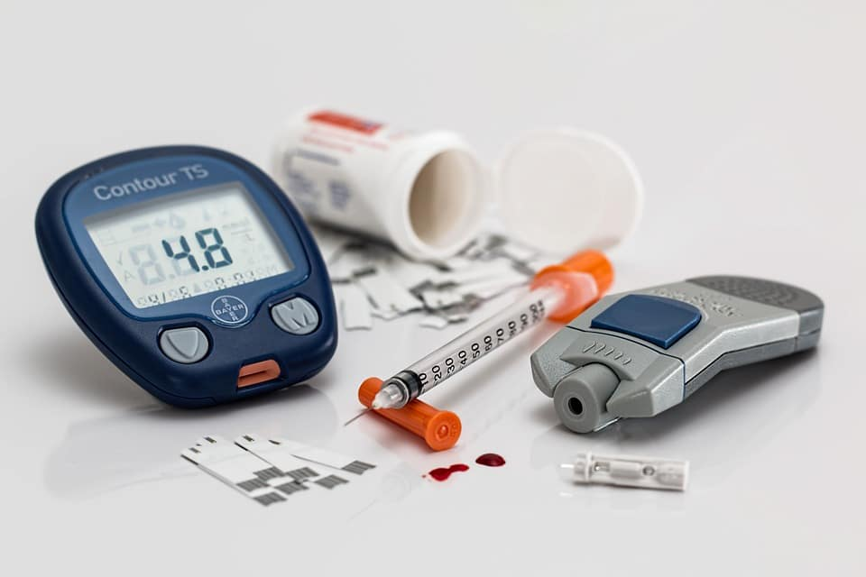 Lék Diaremedium – náplasti na diabetes