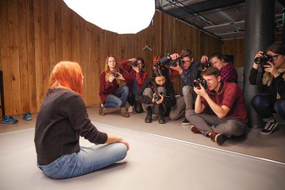 Kurz fotografování nejen pro ženy