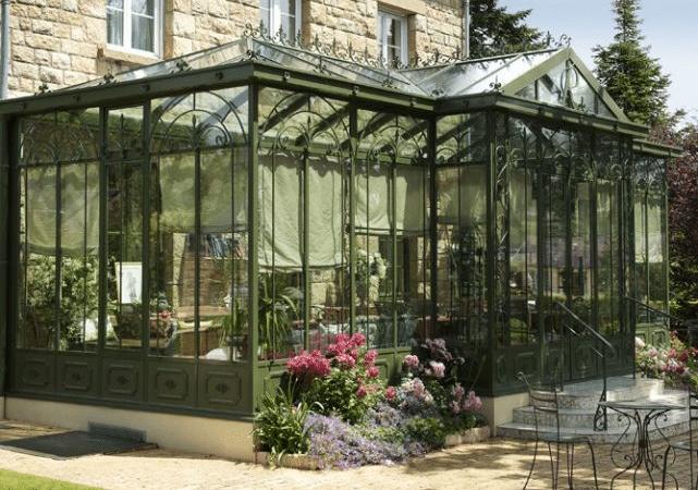 Jak vytvořit zimní zahradu