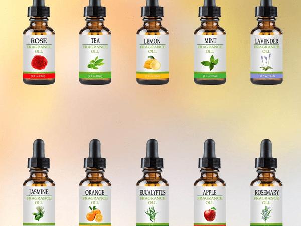 Kouzlo esenciálních olejů